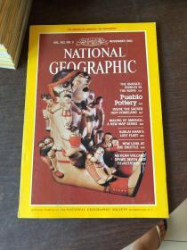 NATIONAL GEOGRAPHIC 1982.VOL.162.NO.6(带地图)
