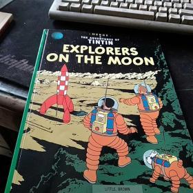 The Adventures of Tintin: Explorers on the Moon  丁丁历险记之月球探索者