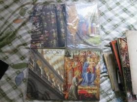 ARthistory.04年.4.05年2.4.5.共四本英文书刊.美术.合售.单本售100