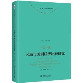 【正版】一带一路:区域与国别经济比较研究 张辉,唐毓璇,易天著