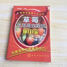 草莓优质高效栽培掌中宝