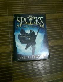 The Spooks Secret: Book 3 (The Wardstone Chronicles)