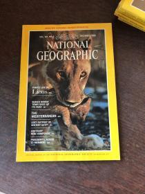 national geographic 美国国家地理1982年12月 NO.6