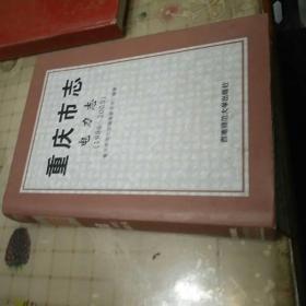 重庆市志:电力志