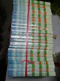 中国当代文学经典必读,中篇小说卷+短篇小说卷(1987----1995.997)共20册