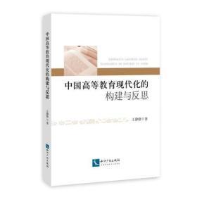 中国高等教育现代化的构建与反思