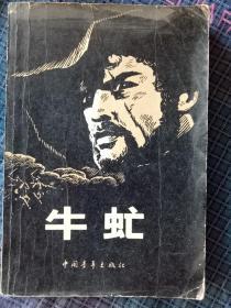 牛虻(本书为爱尔兰女作家艾.丽.伏尼契长篇小说代表作,1978年北京印刷,著名书画家倪震作插图