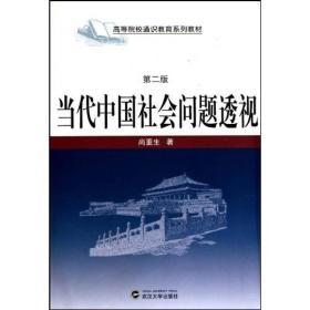 当代中国社会问题透视