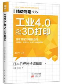 精益制造035:工业4.0之3D打印