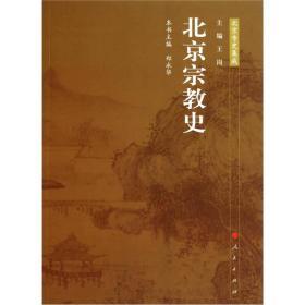 北京宗教史:北京专史集成
