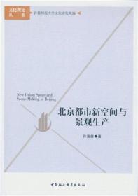 北京都市新空间与景观生产