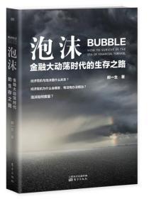 泡沫:金融大动荡时代的生存之路