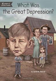 送书签ic-9780448484273-What Was the Great Depression
