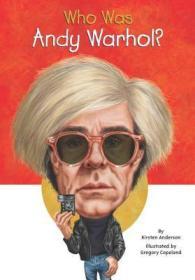 送书签ic-9780448482422-Who Was Andy Warhol