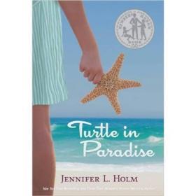 送书签ic-9780375836909-Turtle in Paradise 英文原版 [平装] [9岁及以上]