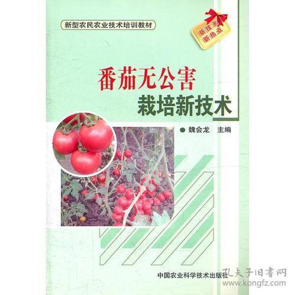 番茄无公害栽培新技术