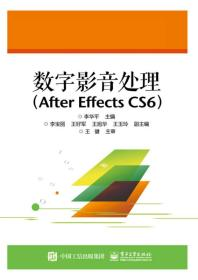 数字影音处理(After Effects CS6)