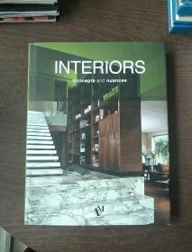 Interiors: Concepts and Nuances 内饰: 概念和细微差别