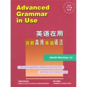 剑桥高级英语语法(原版)(英语在用丛书)