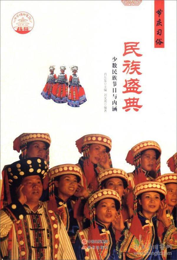 中华精神家园.节庆习俗:民族盛典