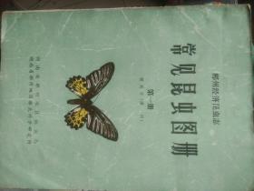 常见昆虫图册.第一册.鳞,翅,目(郴州经济昆虫志)