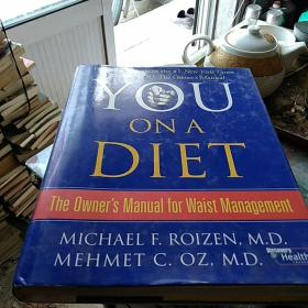 You:On A Diet: The Owners Manual for Waist Management