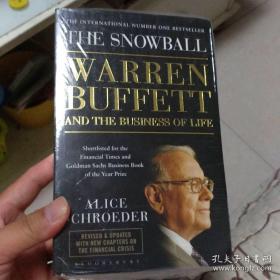 The Snowball滚雪球 英文原版
