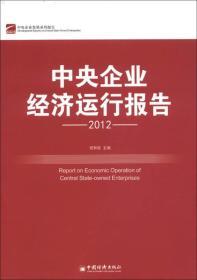 中央企业经济运行报告(2012)