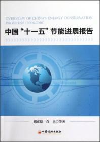 中国十一五节能进展报告
