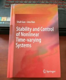Stabilitu and Control of Nonlinear Time-varying Systems