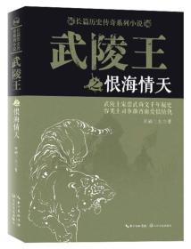 长篇历史传奇系列小说:武陵王之恨海情天 9787535469786