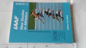 New studies in athletics IAAF1/2.2012国际田联田径运动新研究