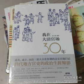 我在大清官场30年:My 30 years' Official Career in Qing Dynasty