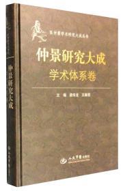 张仲景学术研究大成丛书:仲景研究大成(学术体系卷)