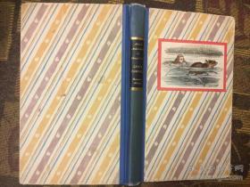 Alices Adventures in Wonderland爱丽丝幻游仙境,1946彩色插图特别版,精装品佳