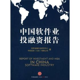 中国软件业投融资报告