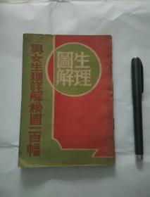 男女生理详解秘图一百幅(民国30年版)