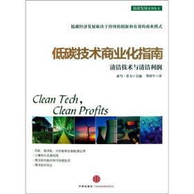 低碳技术商业化指南:清洁技术与清洁利润