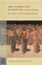 The Communist Manifesto And Other Writings (barnes & Noble Classics)