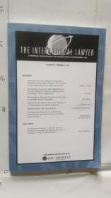 The International Lawyer  volume 50 number 2 2017 律师法律