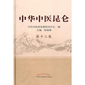 中华中医昆仑第十三集