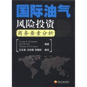 国际油气风险投资商务要素分析