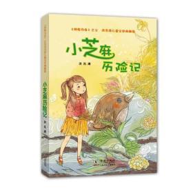 六库洪汛涛儿童文学典藏版:小芝麻历险记洪汛涛  著