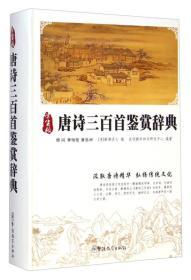 唐诗三百首鉴赏辞典(学生版)