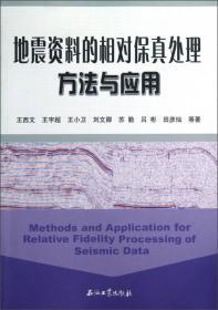 地震资料的相对保真处理方法与应用