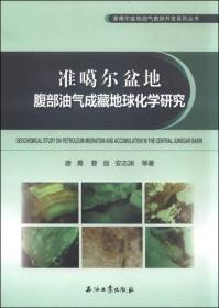 准噶尔盆地腹部油气成藏地球化学研究