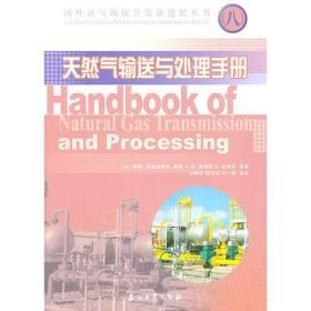 国外油气勘探开发新进展丛书(八) 天然气输送与处理手册