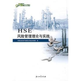 正版新书中国石油HSE管理丛书:HSE风险管理理论与实践