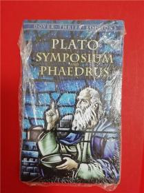 Symposium and Phaedrus (会饮篇、斐德罗篇)