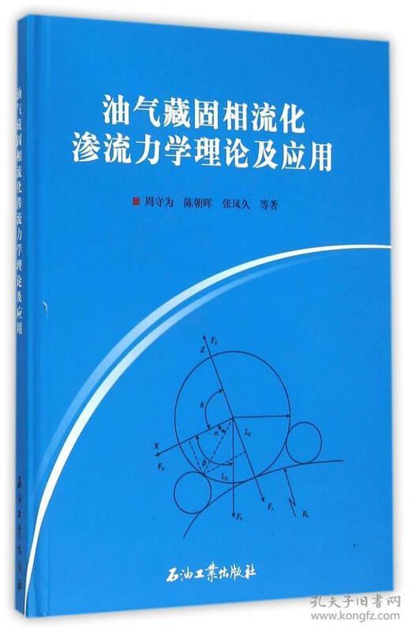 油气藏固相流化渗流力学理论及应用